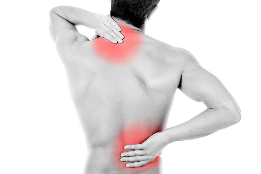 EMS-Training gegen Rückenbeschwerden