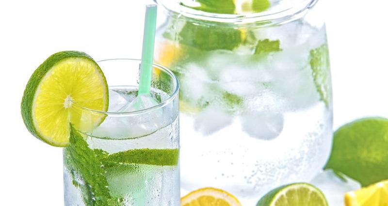 Beim EMS-Training ausreichend Wasser trinken