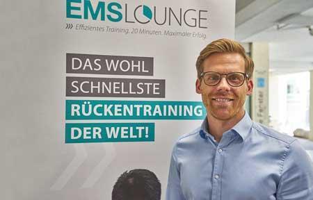 Benedikt Waldner EMS-Lounge