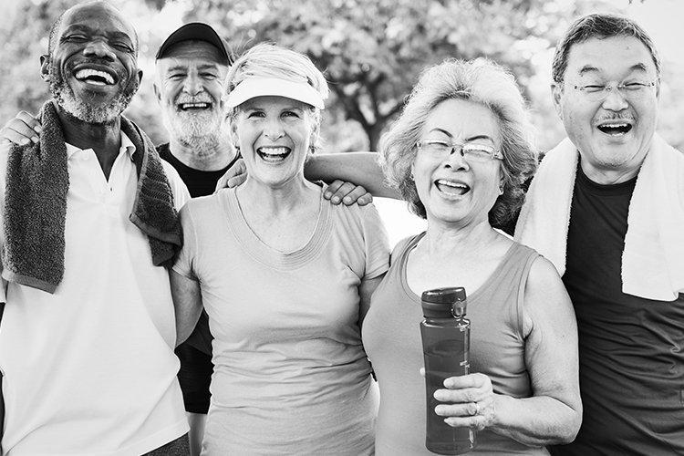 Phyisically Active Seniors