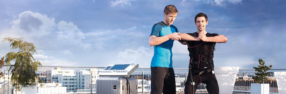 EMS-Training miha bodytec